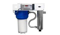 Uv rensing av drikkevann